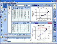 TumorManager software program for tumor studies