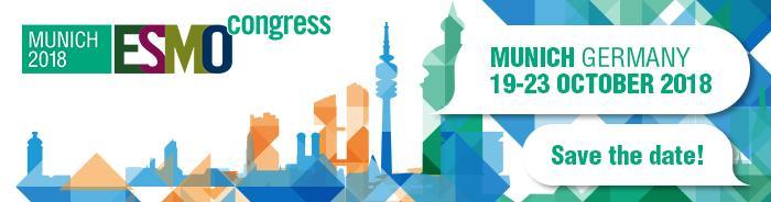 ESMO Congress 2018 Munich