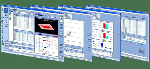 Tumor measurement management with Biopticon's TumorManager program