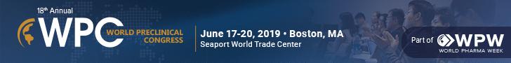 WPC Banner, World Preclinical Congress, 2019