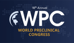 WPC Logo, World Preclinical Congress, 2019